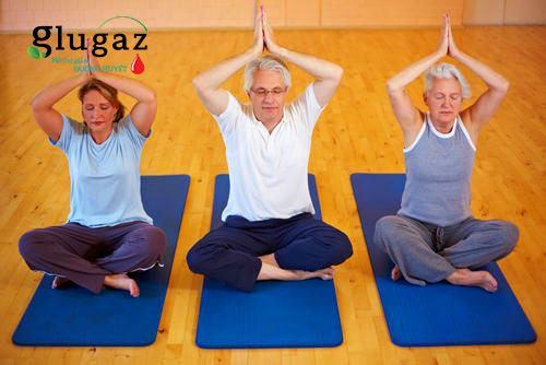 Tập yoga sẽ có lợi ích không ngờ đến việc cải thiện sinh lý cho bệnh nhân tiểu đường