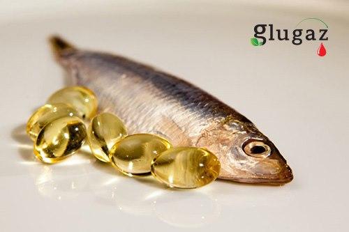 Mỡ cá rất tốt cho bệnh nhân tiểu đường