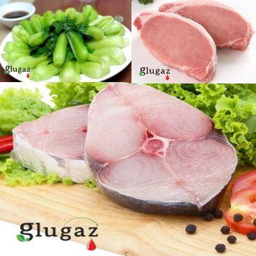 Bệnh nhân tiểu đường trong bữa ăn cần độn thêm rau, thịt nạt, cá
