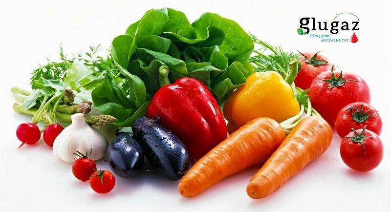 Nhóm rau, củ, quả rất giàu chất xơ, vitamin cùng khoáng chất