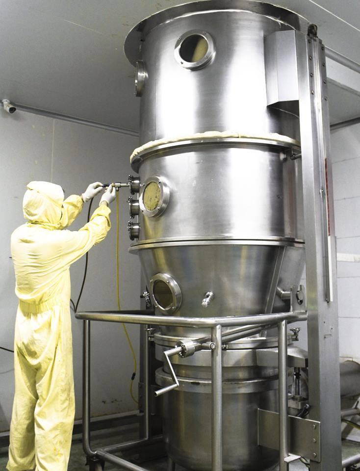 Hệ thống trang thiết bị máy móc sản xuất nhập khẩu từ nước ngoài