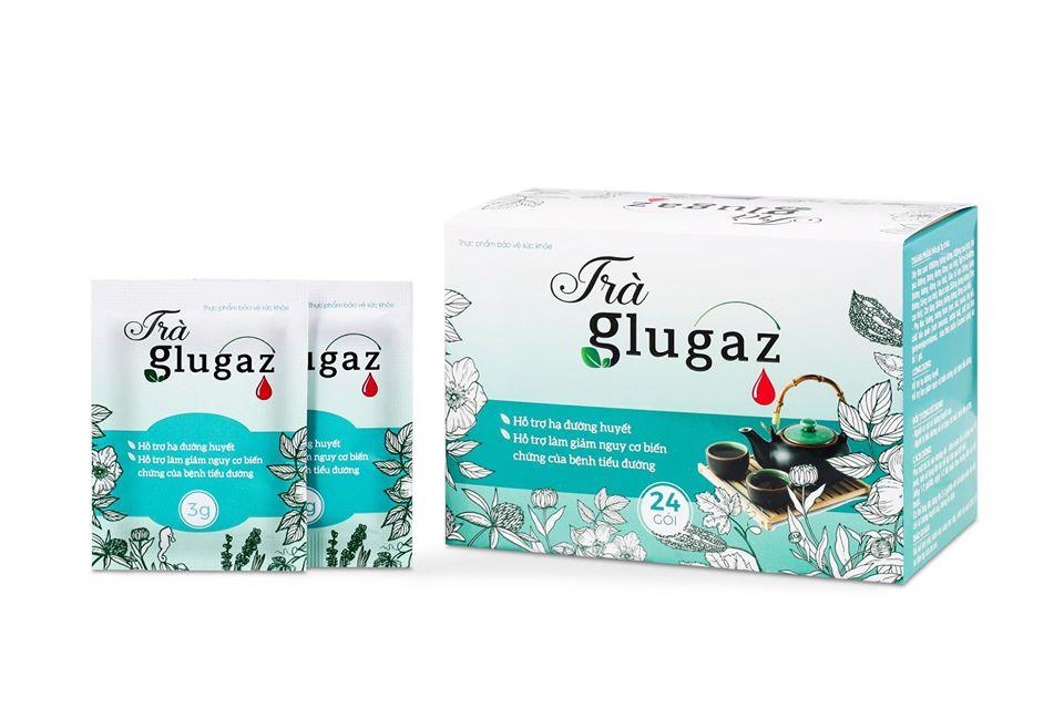 Sản phẩm Trà hạ đường glugaz vượt trội và khác biệt hơn sản phẩm cùng loại