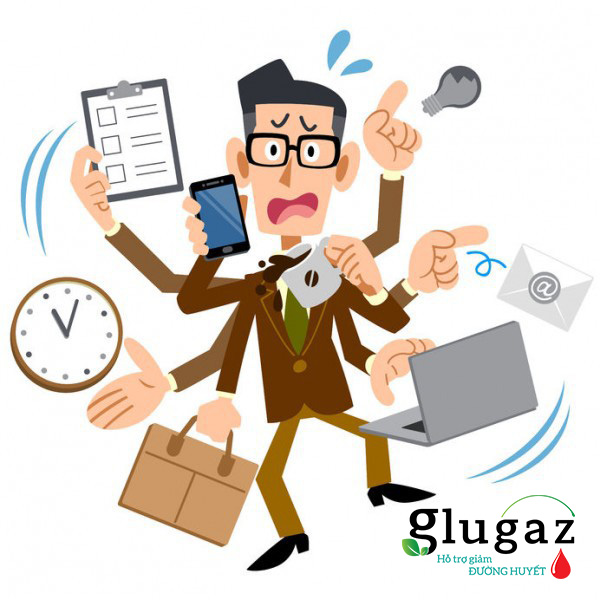 Bận rộn là một cách tốt giúp bạn quên đi cơn nghiện thuốc lá của mình