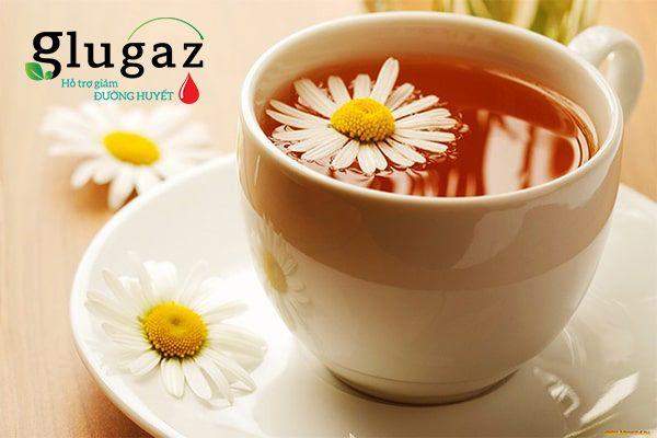 Trà hoa cúc chống lại sự suy giảm chức năng trong cơ thể của người bệnh tiểu đường